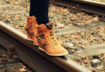 Rozbijanie nowych butów