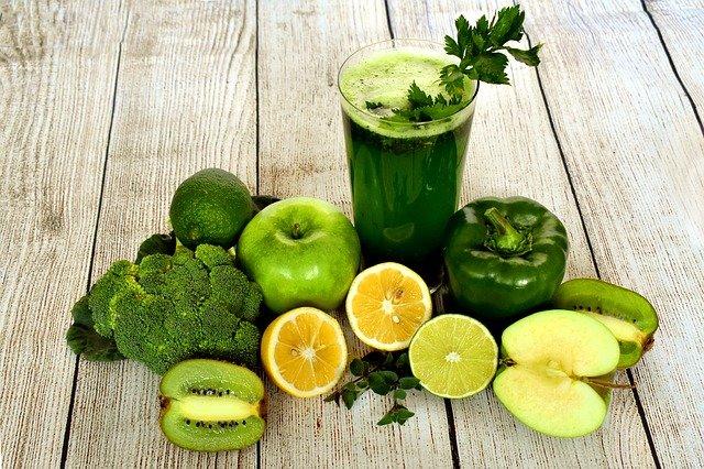 soki naturalne z owoców i warzyw